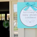 The Belly Diaries: A Baby Shower