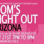 July Arizona Mom's Night Out RECAP