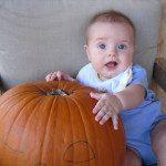 Baby's 1st Halloween Idea: Organize a Breakfast Potluck!