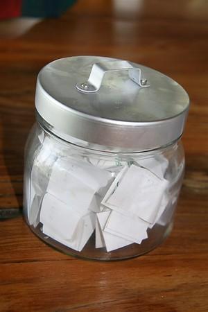 Little Ideas Big Results The Conversation Jar