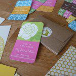 GIVEAWAY | Tiny Acorns Personalized Mommy Cards