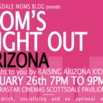 January AZ Mom's Night Out Recap (with pictures)