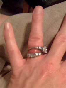 The Wedding Ring And Fire Station A Cautionary Tale About Pregnancy Advice