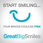 #freebraces Great Big Smiles braces orthodontics giveaway