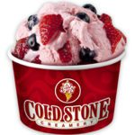New! Frozen Yogurt at Cold Stone Creamery