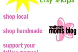 Local Phoenix Shops, Scottsdale, Etsy, Holiday shopping