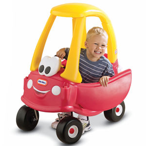 Cozy Coupe, Little Tykes, kids car, classic toys