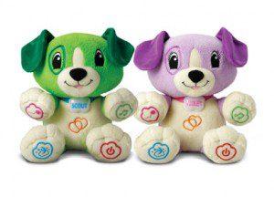 My Pal Scout & Violet, LeapFrog, toys