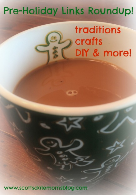 holiday crafts DIY traditions things to do