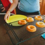 Homemade Donuts Recipe & A Family Night In