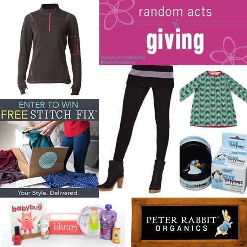 City Moms Blog Network, #RandomActsOfGiving