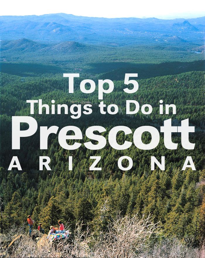 Top 5 Prescott