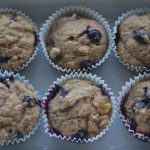 100 Days of Real Food | Whole-Grain Fruit Muffins