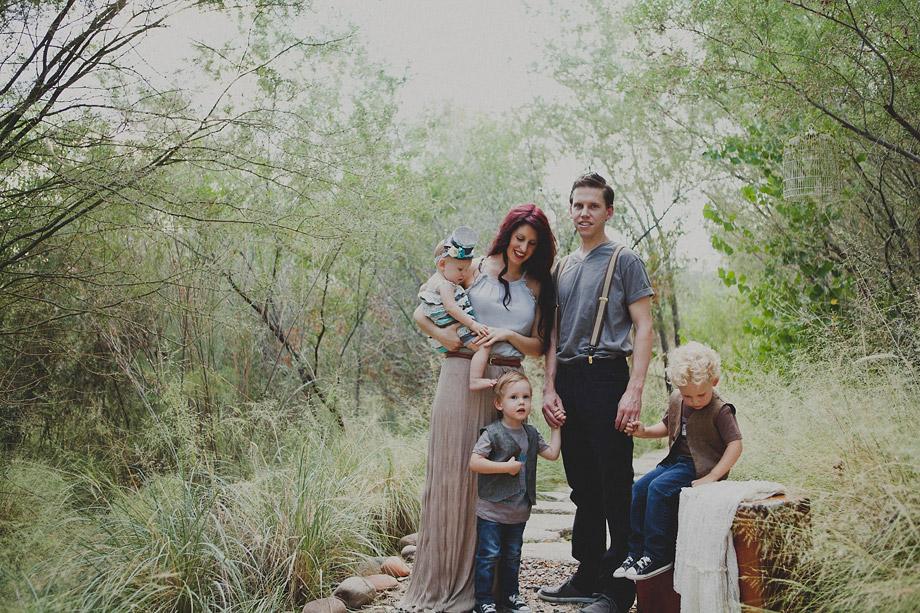Scottsdale Moms Blog, Styling Family Photo Shoot