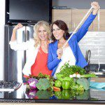 Inspiration from Fit Moms | Mini Cranberry Zucchini Protein Muffins