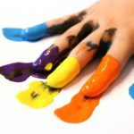 Simple Recipes For Creative Play: Homemade Fingerpaints, Play Dough and Gloop!