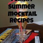 3 Yummy Summer Mocktail Recipes