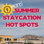 Arizona Staycation Guide | 4 {more!} Local Resorts for Your Family