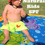 Top 5 Natural Sunscreens for Kids