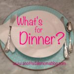 THEME WEEK | What's for Dinner? Romantic Dinner In