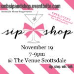 1st Annual Fall Sip and Shop | Early Bird Tickets