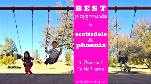 parks, playgrounds, scottsdale, phoenix