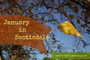 January in Scottsdale