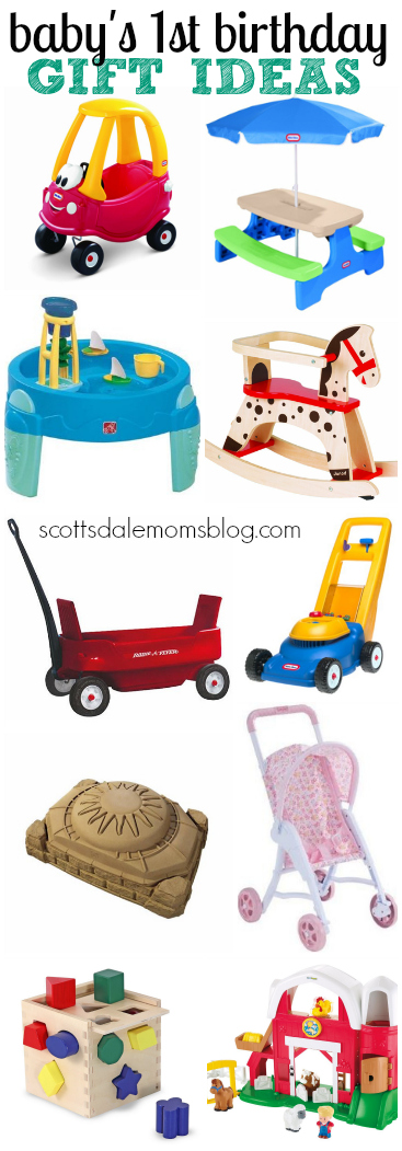 Baby Gift Ideas First Birthday : Baby s first birthday gift ideas