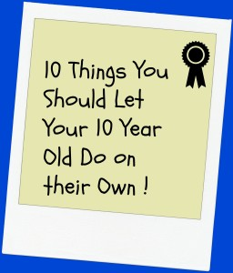 10 year old