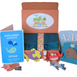 Educational Activities for Preschoolers | Adventure Trunk Review & Giveaway!