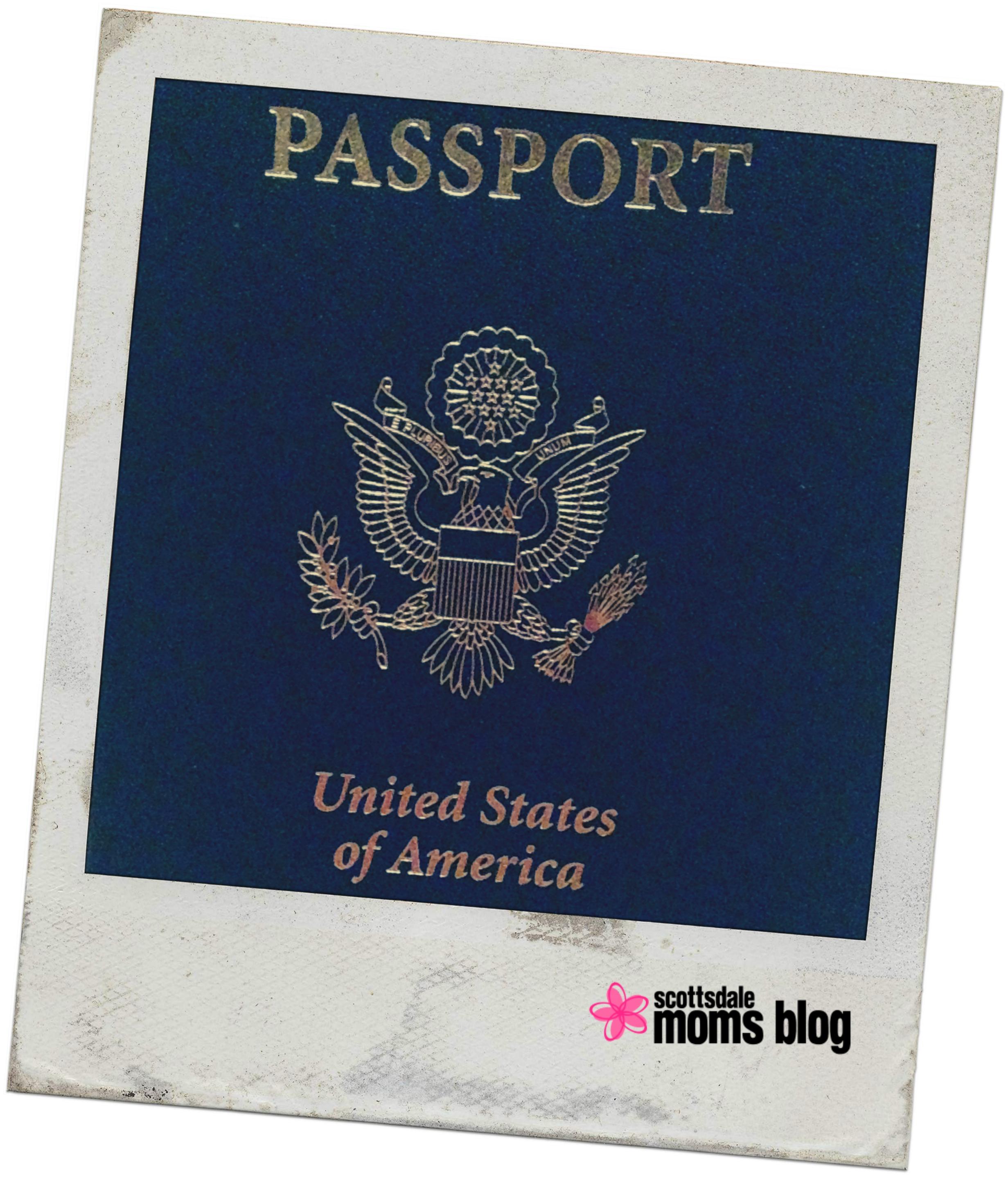 children's passport