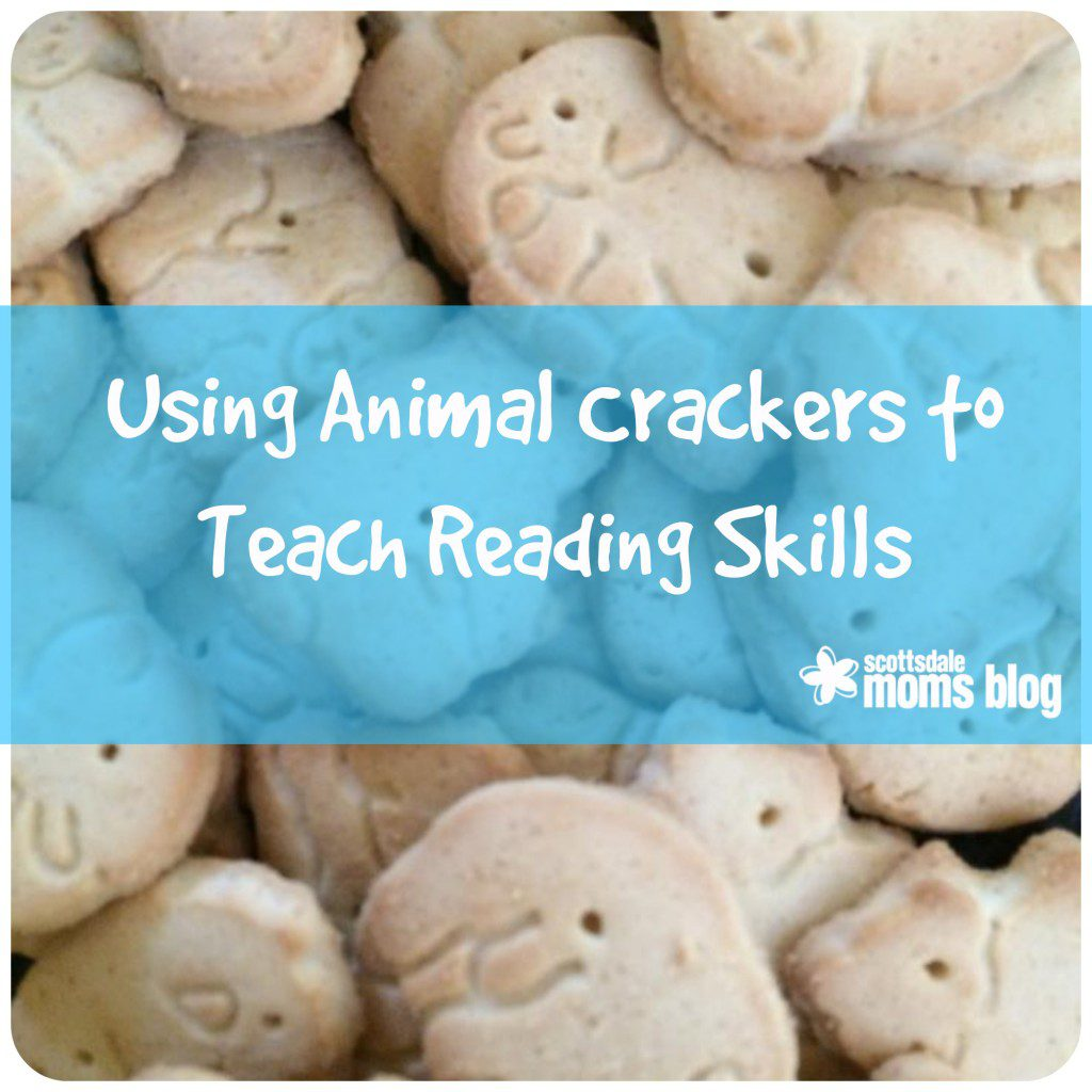 Animal Crackers to teach reading skills