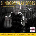 6 Phoenix / Scottsdale Indoor Play Destinations for Preschoolers