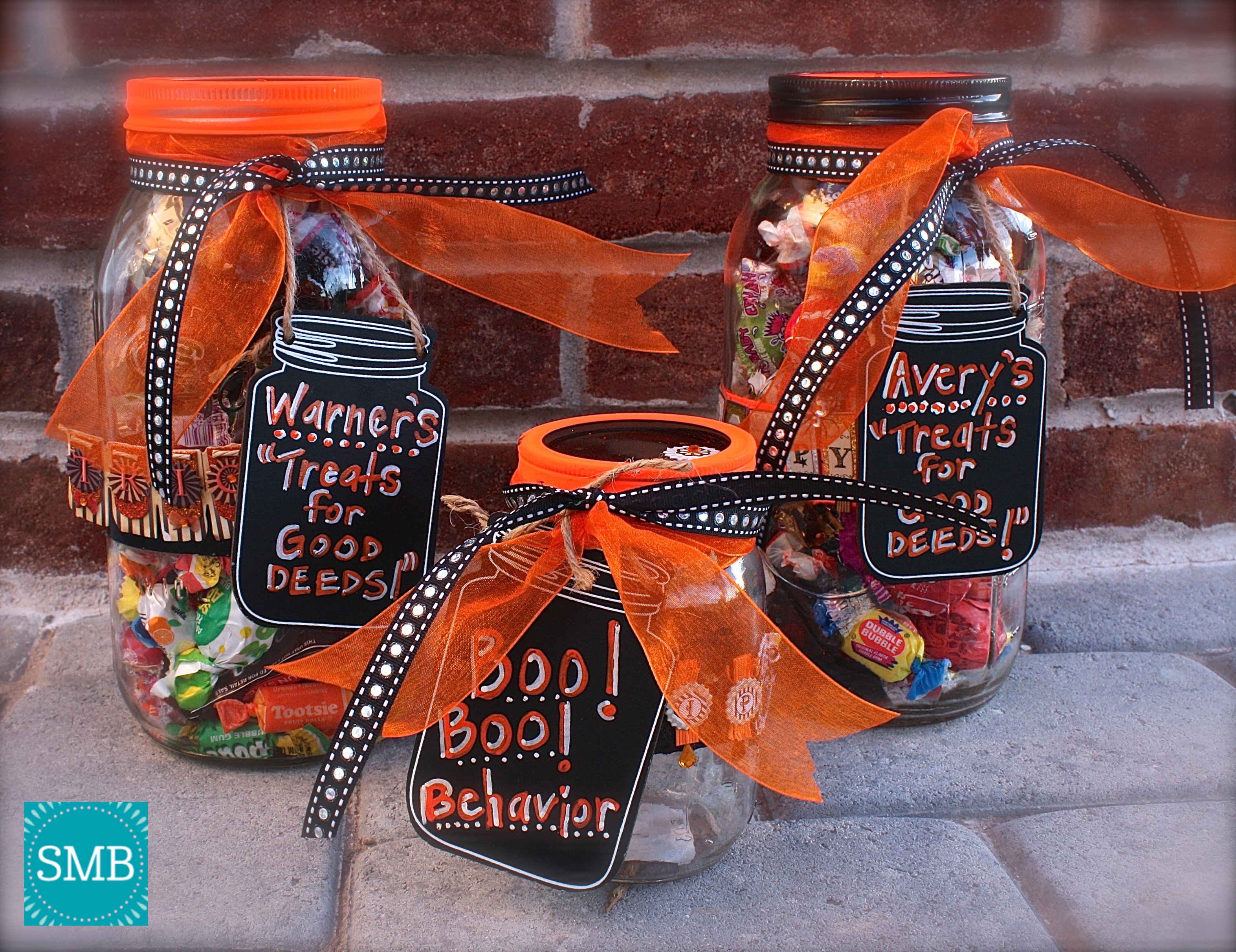 How To Limit Halloween Candy: Get TRICKY with those TREATS!