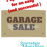 7 Garage Sale Tips and Tricks
