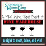 Mom's Night Out at Wine Warehouse {recap}