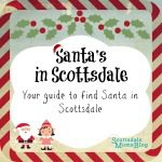 Where to go to find Santa in Scottsdale