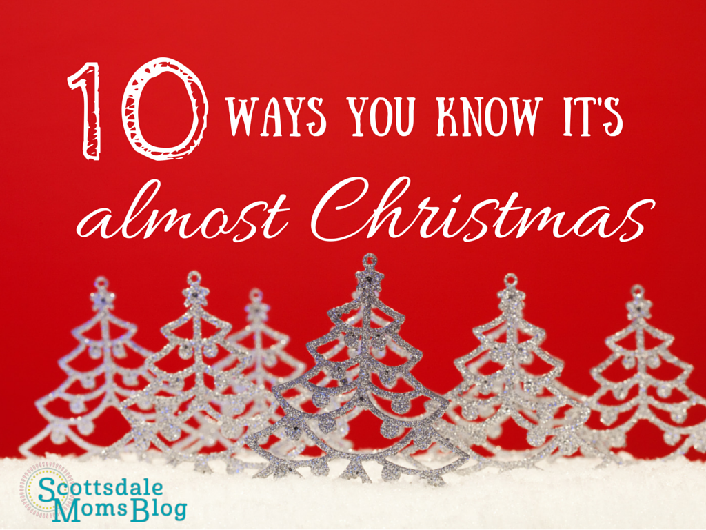 10 Ways You Know