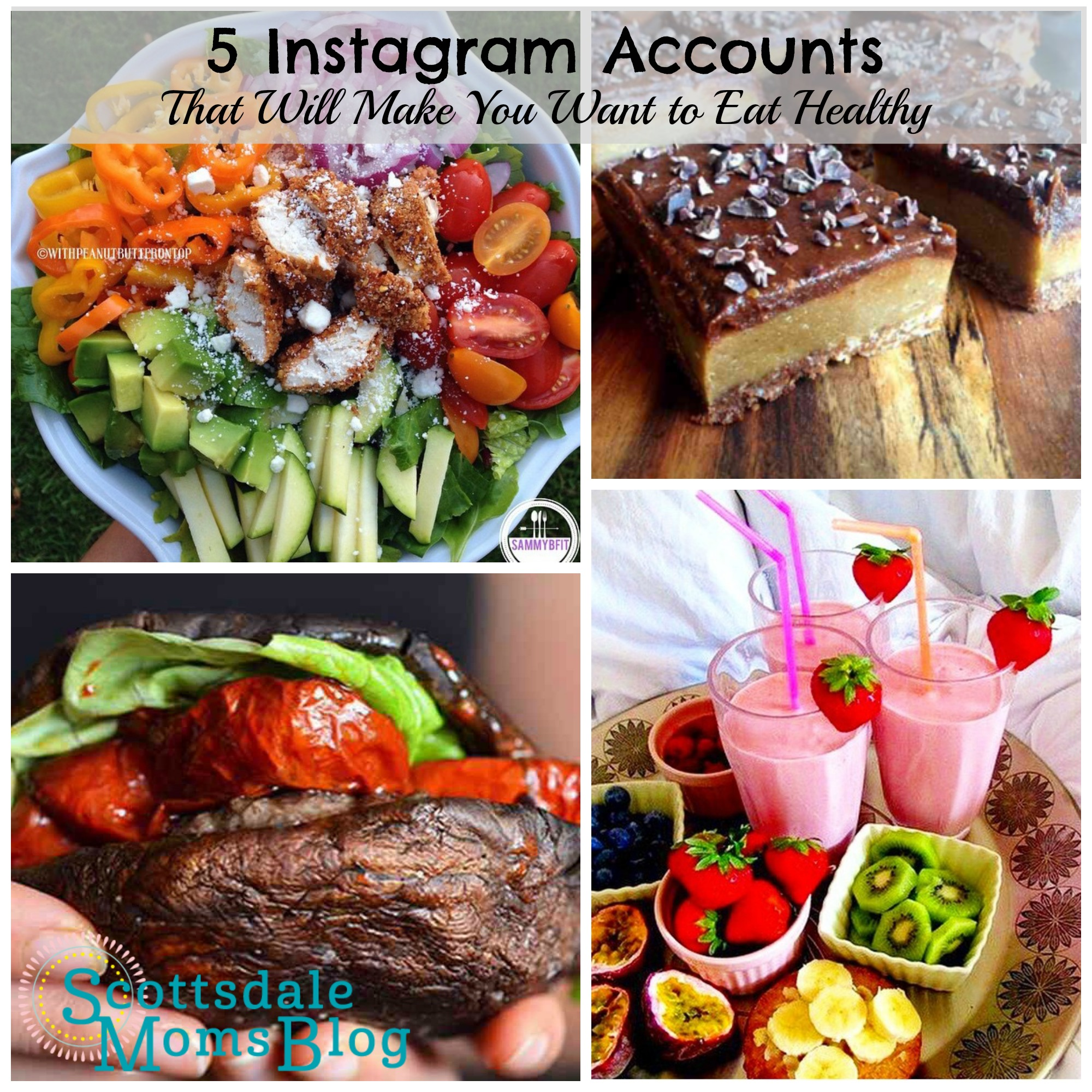 Food photos make you drool 5 instagram accounts to inspire healthy 5 instagram accounts healthy forumfinder Images