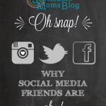 """Why Social Media """"Friends"""" are Totally OK!"""