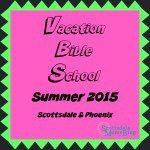 Vacation Bible School 2015