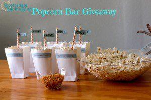 popcorn bar giveaway
