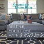Restyle Your Home With Only a $100