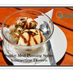 Sunday Meal Planning Series {Summer Dessert Ideas}