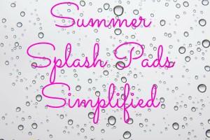 Splish Splash Splash Pad