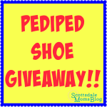 Pediped Shoe Giveaway!!