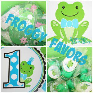 Frog Favors