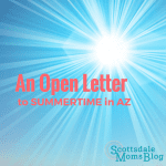 An Open Letter to Summertime in AZ