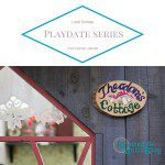 Civic Center Library {Playdate Series}