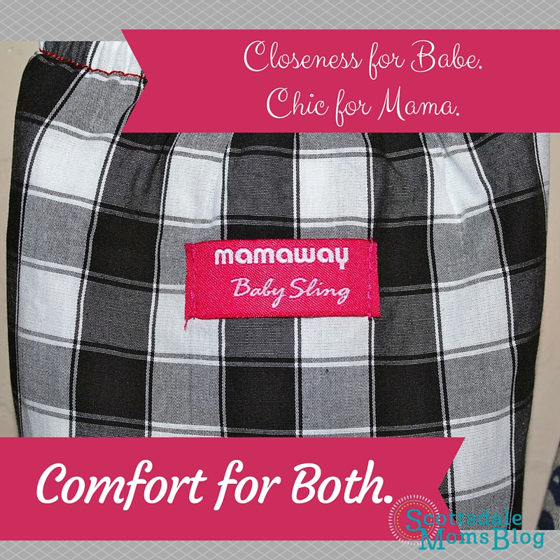 Closeness for Babe.Chic for Mama.Comfort (1)